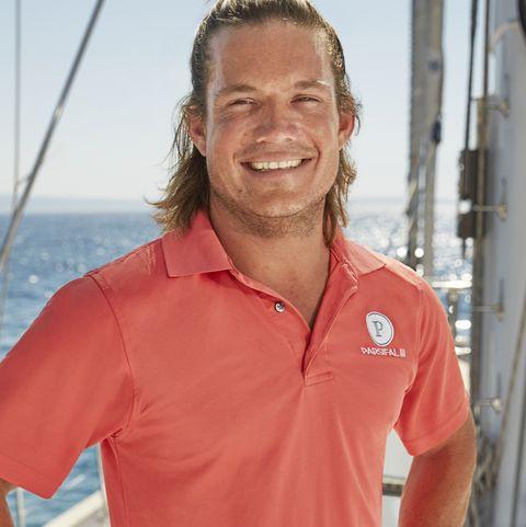 below deck sailing yacht    season2    pictured gary king    photo by laurent bassetbravonbcu photo bank via getty images
