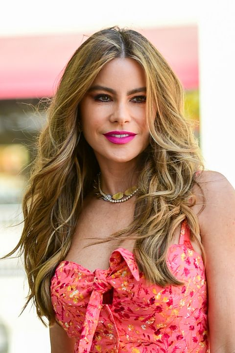 los angeles, ca   april 16 sofia vergara is seen on april 16, 2021 in los angeles, california  photo by bg026bauer griffingc images