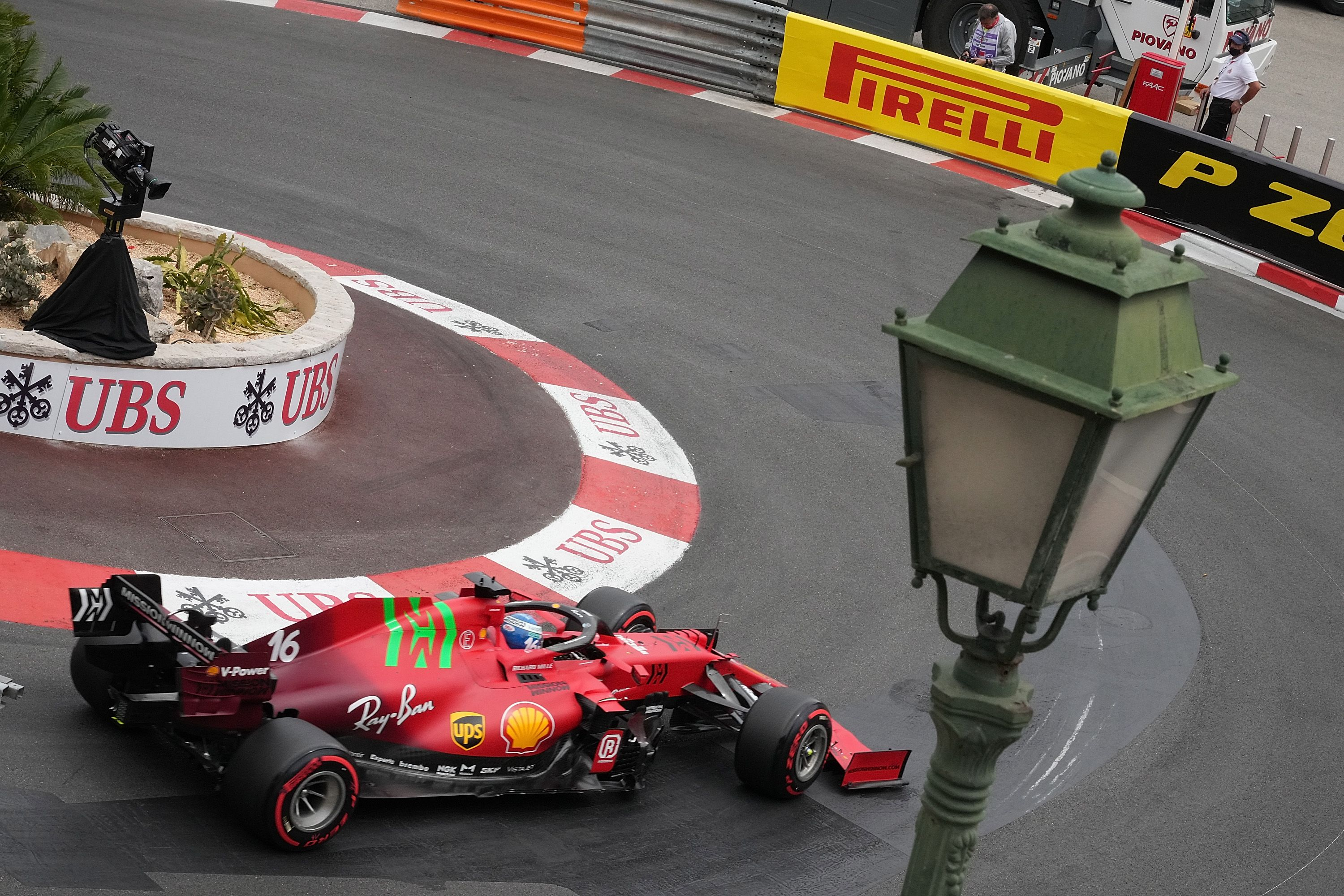 Ferrari Once Again Pulls Mission Winnow's Totally-Not-Tobacco Logos Off its F1 Cars