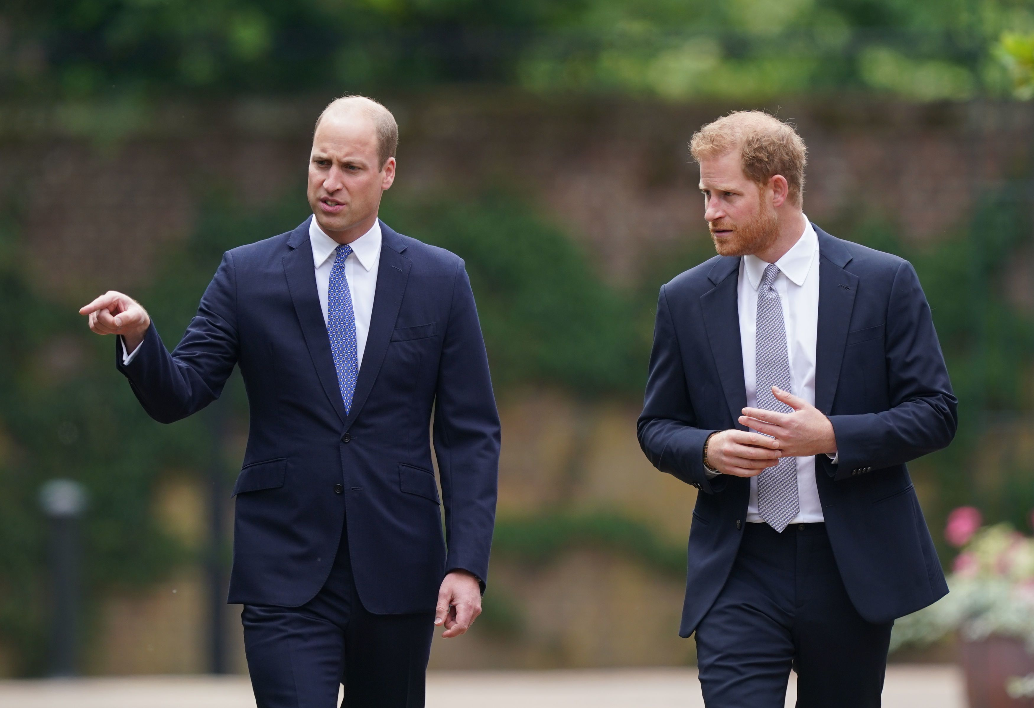 Prince William's Remarks at an Event Suggest He Still Talks to Prince Harry