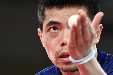莊智淵,桌球,桌球教父