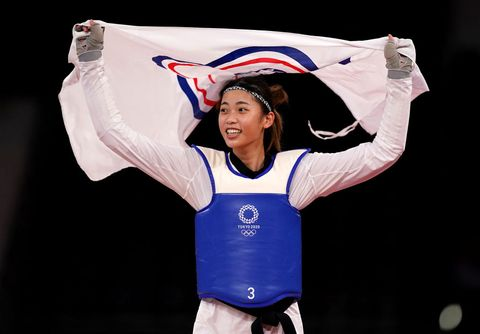2020東京奧運 中華選手的賽前健身菜單