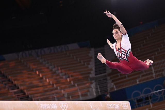 equipo aleman gimnasia artística pauline schaefer betz tokyo 2020