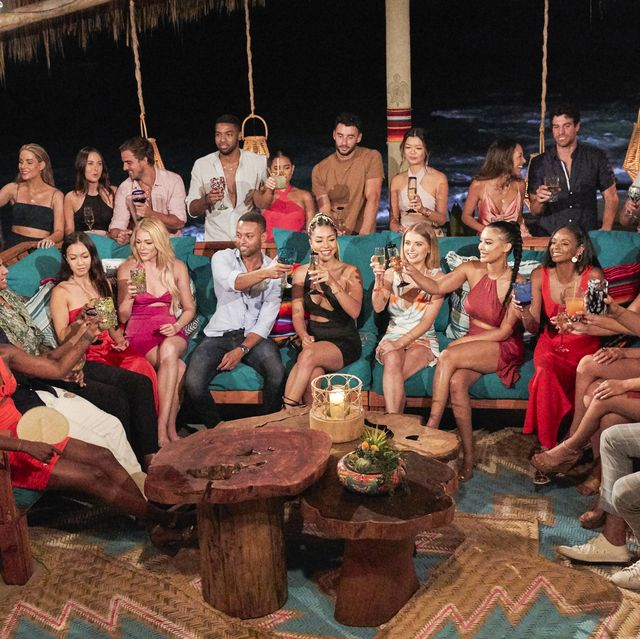 bachelor in paradise   702  knock, knock, demis here with a rose ceremony on the horizon and the men poised to hand out their stems, the ladies are feeling the pressure to find a potential match guest host david spade continues to bring the funny, but even he cant quell the tension when the one and only demi burnett arrives, setting her sights on one of the beachs most popular men later, more couples are given their first dates, where important conversations lead to strengthened connections then, with a cocktail party looming, the competition heats up and a shocking rumor forces one beachgoer to face the others  and the truth  on bachelor in paradise, monday, aug 23 800 1000 pm edt, on abc craig sjodinabc via getty imagesbachelor in paradise