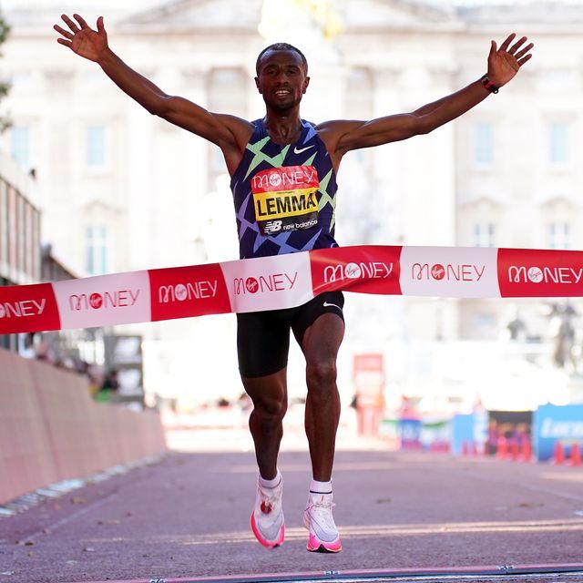 london marathon 2021
