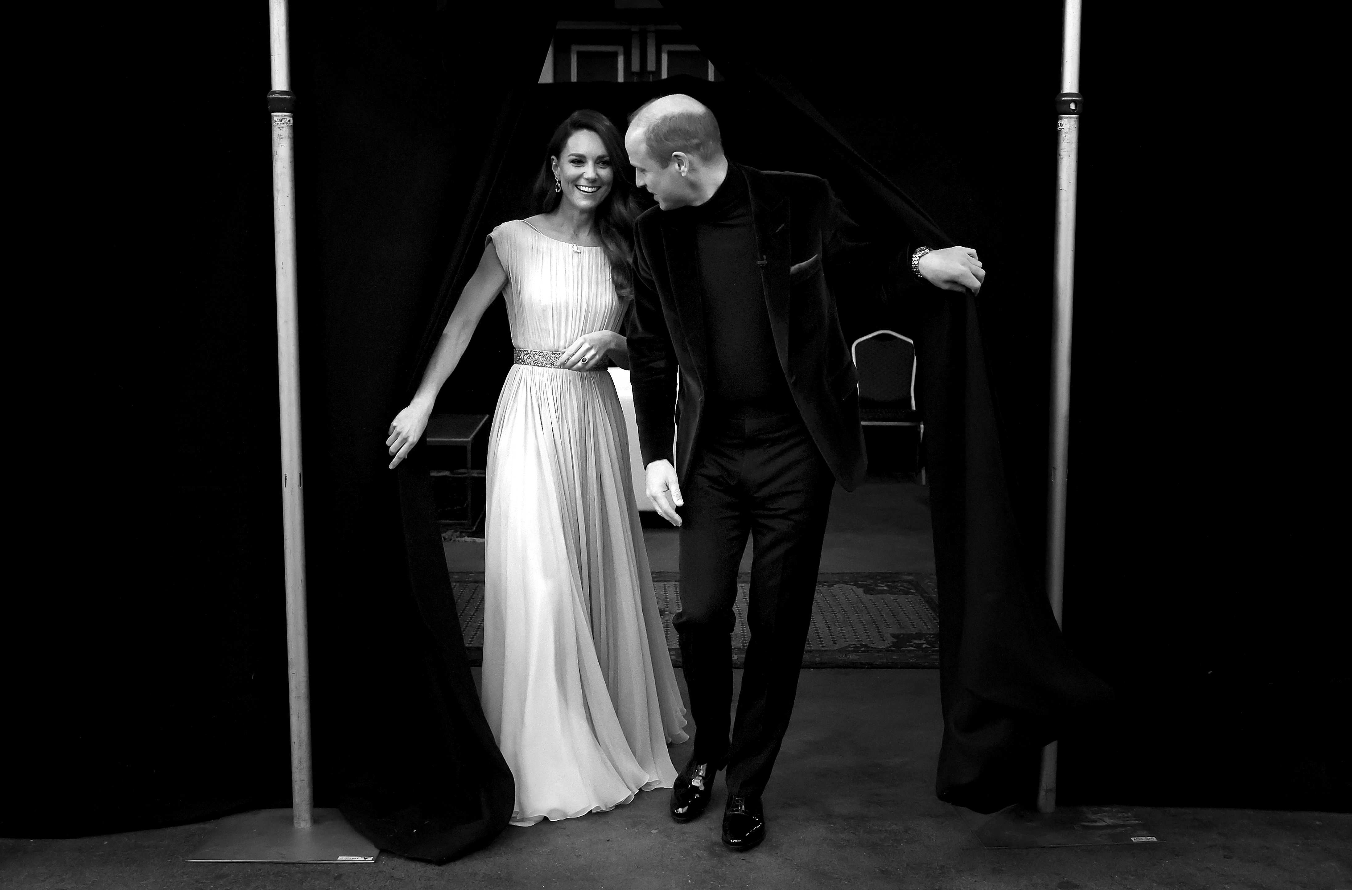 New Photos Show Kate Middleton and Prince William Sharing Intimate Moments at the Earthshot Prize