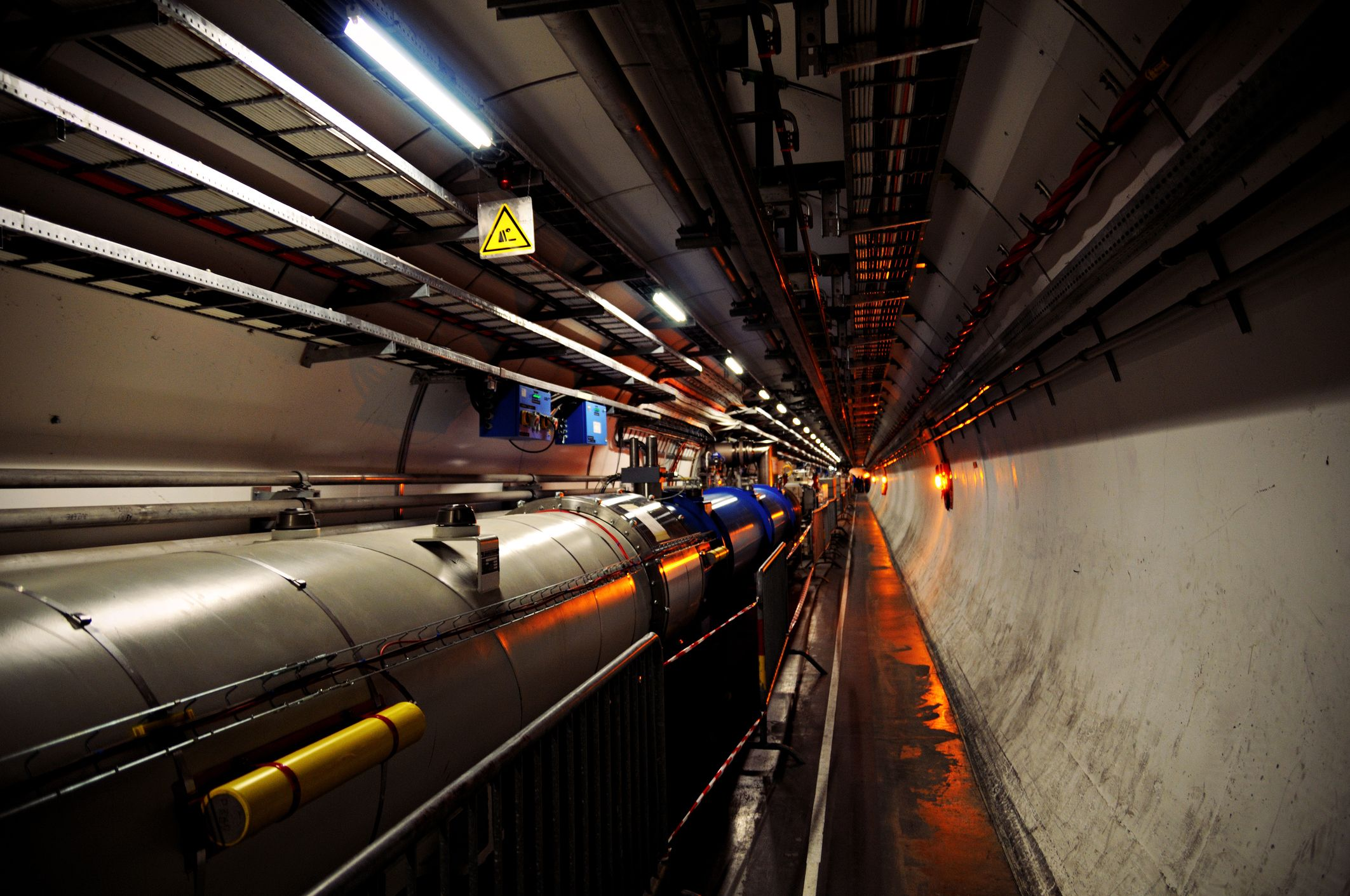LHC Scientists Discover First Evidence of Particle Proposed Nearly 50 Years Ago