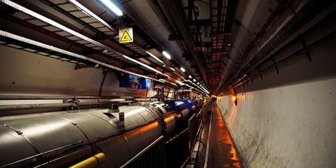 Large Hadron Collider LHC
