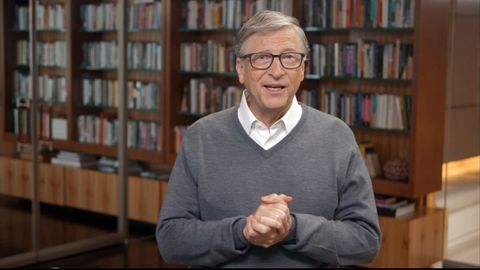 unspecified   june 24 in this screengrab, bill gates speaks during all in wa a concert for covid 19 relief on june 24, 2020 in washington photo by getty imagesgetty images for all in wa