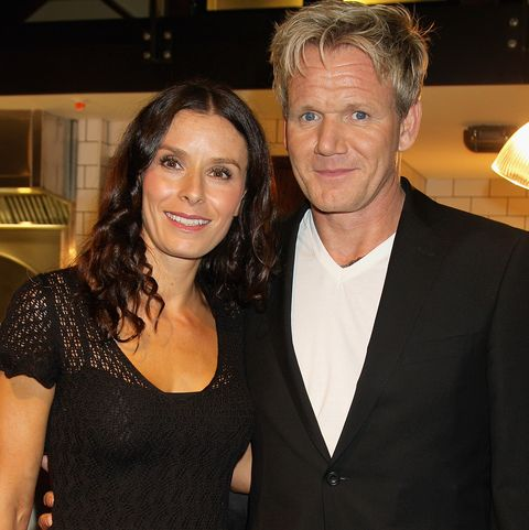 What To Know About Gordon Ramsays Wife And Kids Is