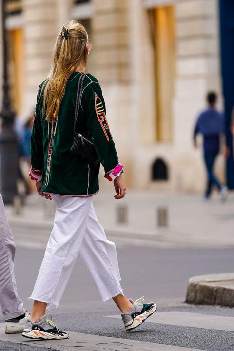 jeans bianchi moda autunno inverno 2020 2021