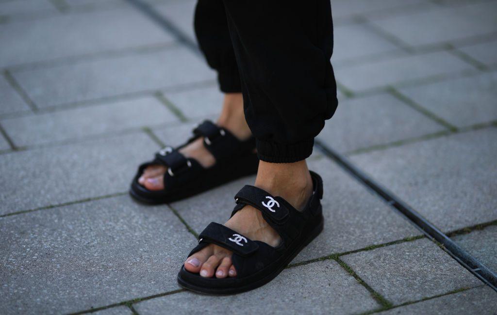 Chanel sandal dupes: High street Chanel