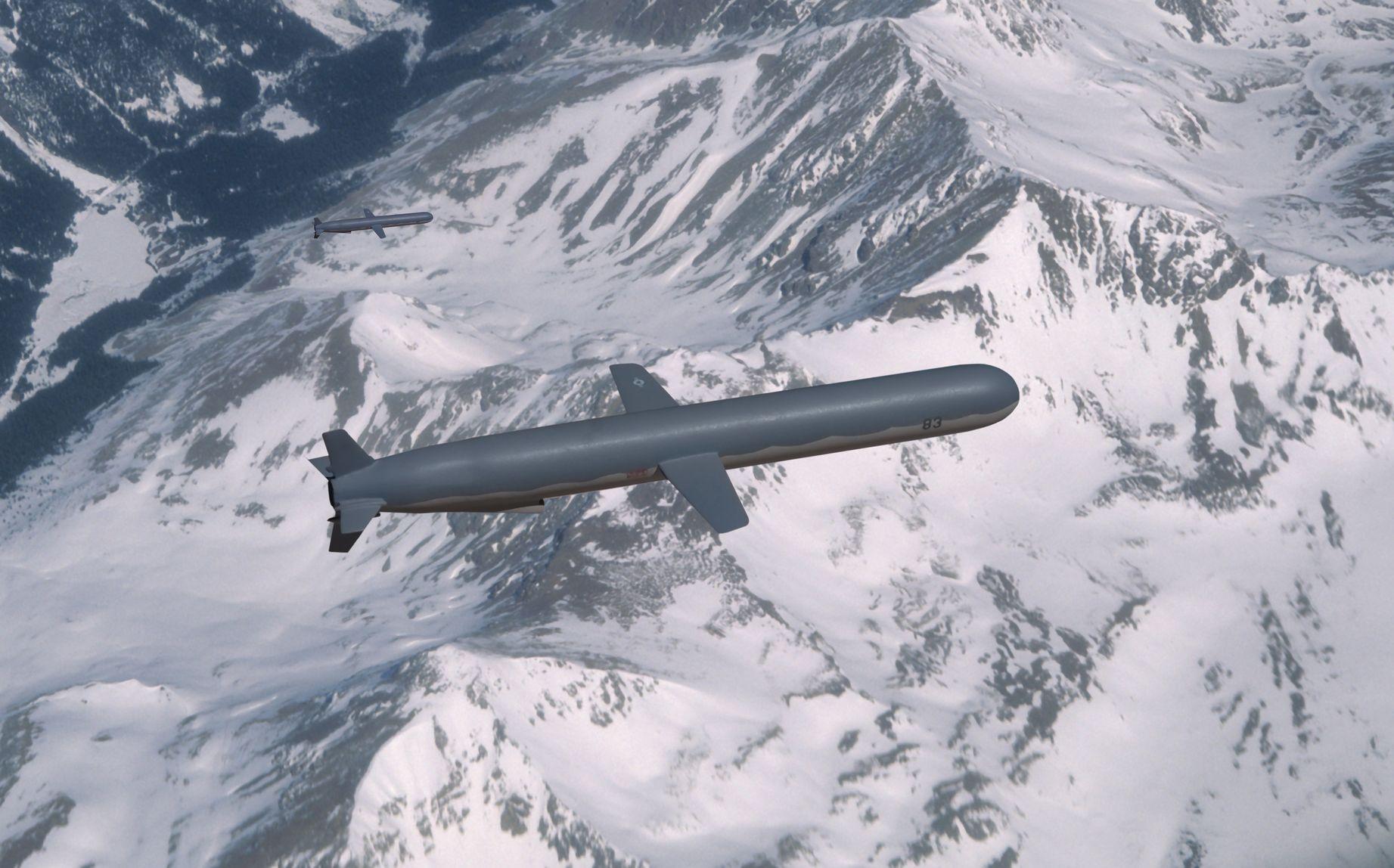Хуже смерти  или  Что происходит с крылатой ракетой, захваченной русскими