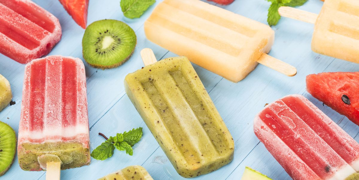 These Popsicle Molds Make Crafting Your Own Frozen Treats a Breeze