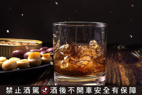 威士忌 搭餐