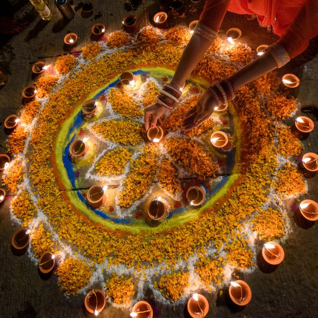 diwali,or deepawali, is major indian and nepalese festive holiday, and a significant festival in hinduism and some of the other faiths which originated in india