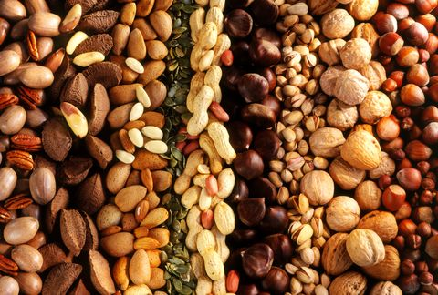 healthiest nuts