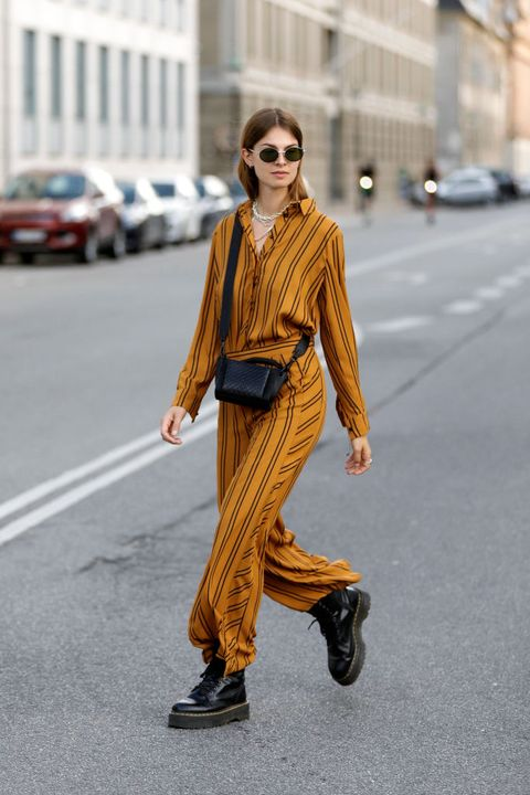 come indossare la tuta jumpsuit inverno 2021