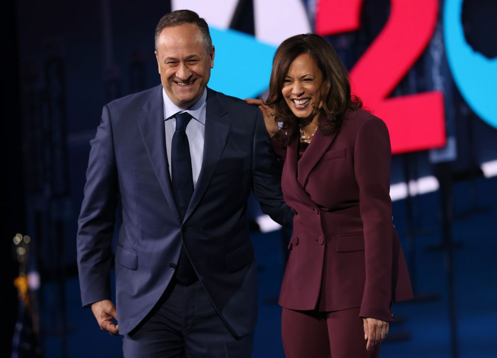 Who Is Kamala Harris Husband Douglas Emhoff 8 Fun Facts