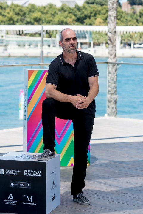 malaga, spain   august 22 spanish actor luis tosar attends hasta el cielo photocall at muelle uno during 23rd malaga spanish film festival on august 22, 2020 in malaga, spain photo by juan naharro gimenezgetty images