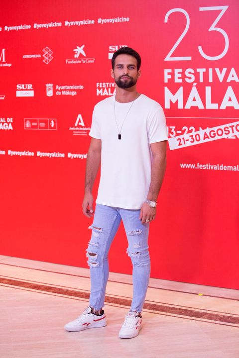 malaga, spain   august 21 jesus castro attends the photocall of the second day of the malaga film festival 2020 on august 21, 2020 in malaga, spain photo by daniel perez garcia santosgetty images