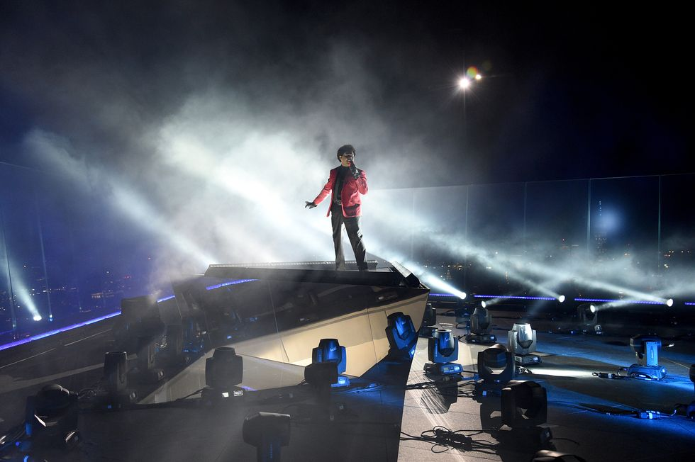 The Weeknd Put $7 Million of His Own Money into His Super Bowl Halftime Performance