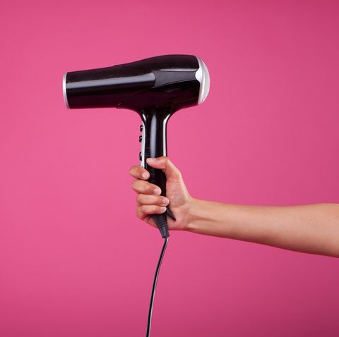 Hair dryer, Pink, Home appliance,