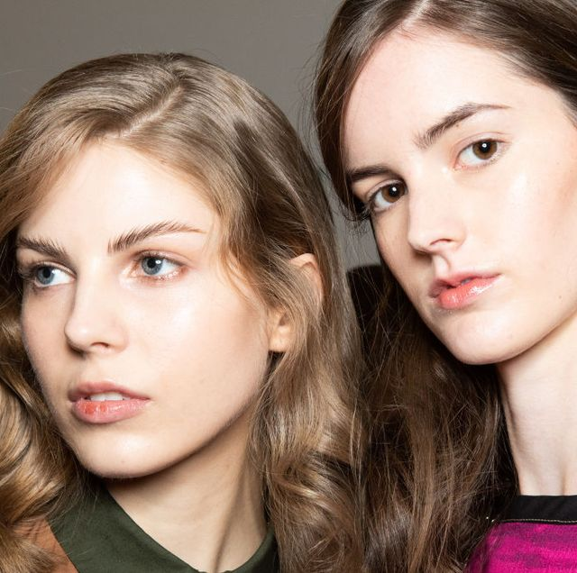milan, italy   september 27 models are seen backstage at the shirt fashion show during the milan womens fashion week on september 27, 2020 in milan, italy photo by rosdiana ciaravologetty images