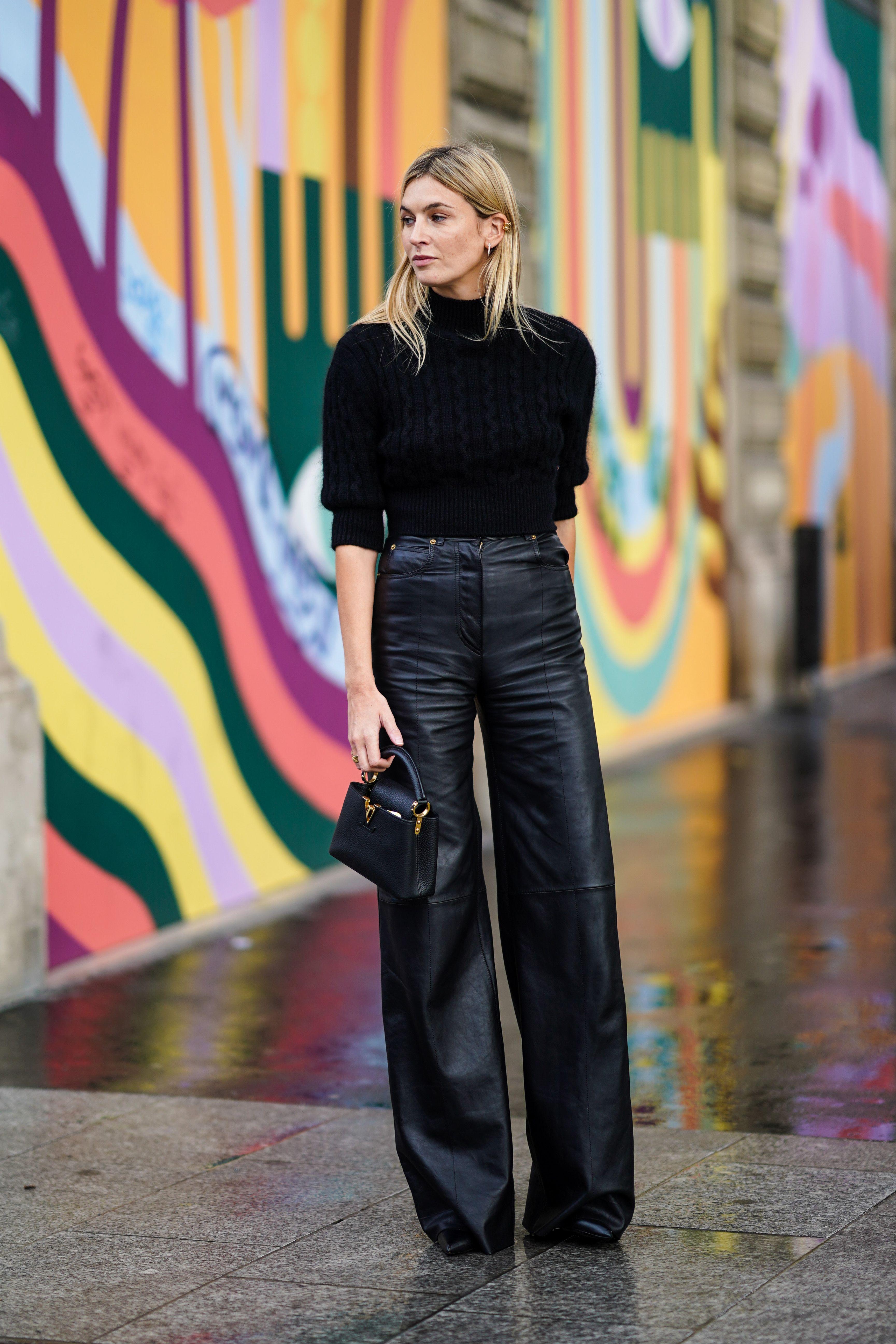 Como Combinar Un Pantalon Negro Looks Desde 2013 A 2020