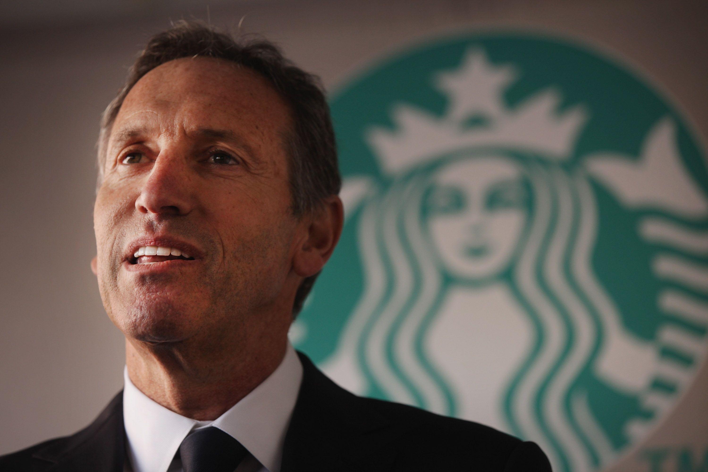 Politica di incontri a Starbucks