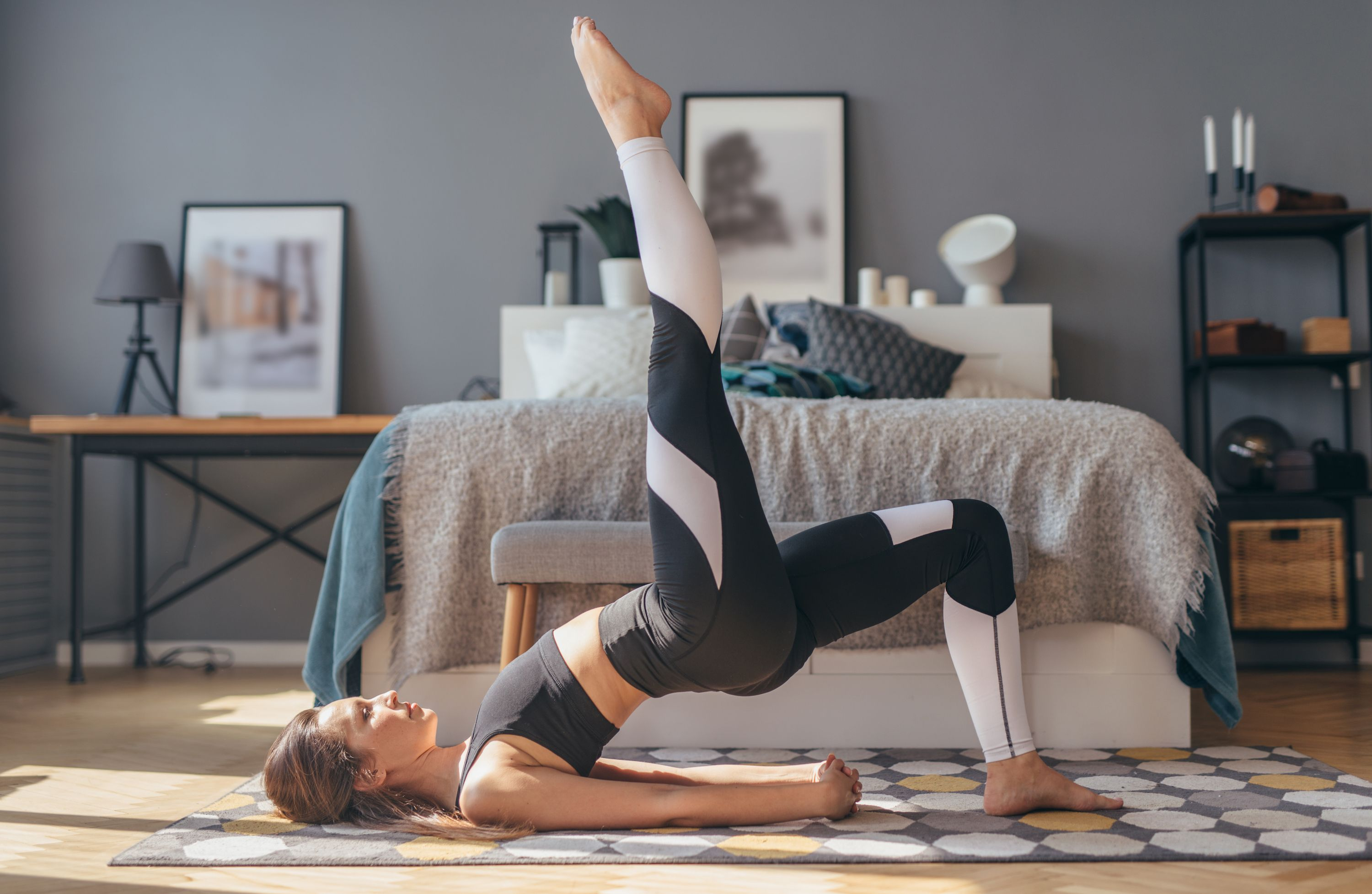 Why glute isolation exercises are a crucial part of any lower-body workout