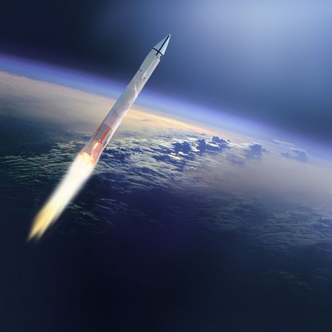 Atmosphere, Sky, Outer space, Rocket-powered aircraft, Space, Aerospace engineering, Spaceplane, Vehicle, Rocket, Missile,