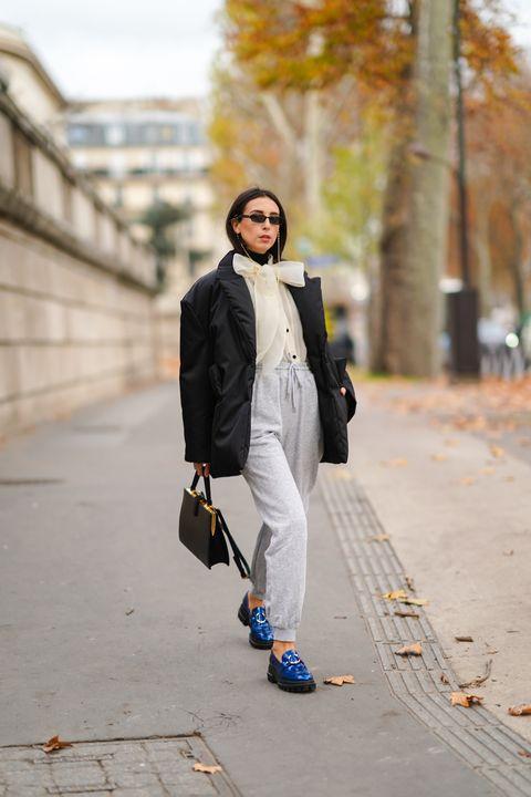 tendenza moda inverno 2021 joggers