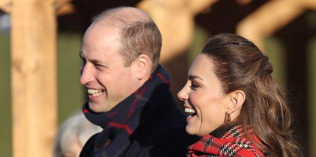 Эксперт по языку тела говорит, что недавний момент для КПК Кейт и Уильяма был «подлинным» и спонтанным «