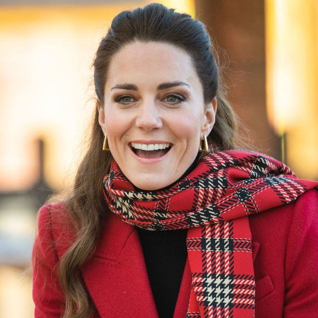 cardiff, wales   december 08 catherine, duchess of cambridge during a visit to cardiff castle with prince william, duke of cambridge on december 08, 2020 in cardiff, wales photo by samir husseinwireimage