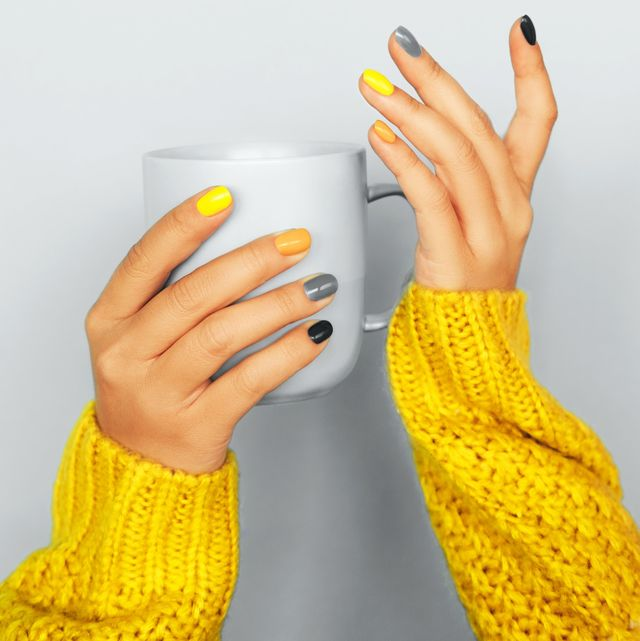 remove dip powder nails