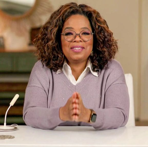 new york, new york   december 19 in this screengrab released on december 19th oprah winfrey during global citizen prize awards special honoring changemakers in 2020 shaping the world we want on december 19, 2020 in new york city photo by getty imagesgetty images for global citizen