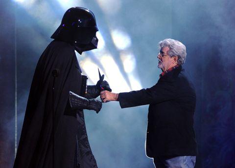 George Lucas Darth Vader