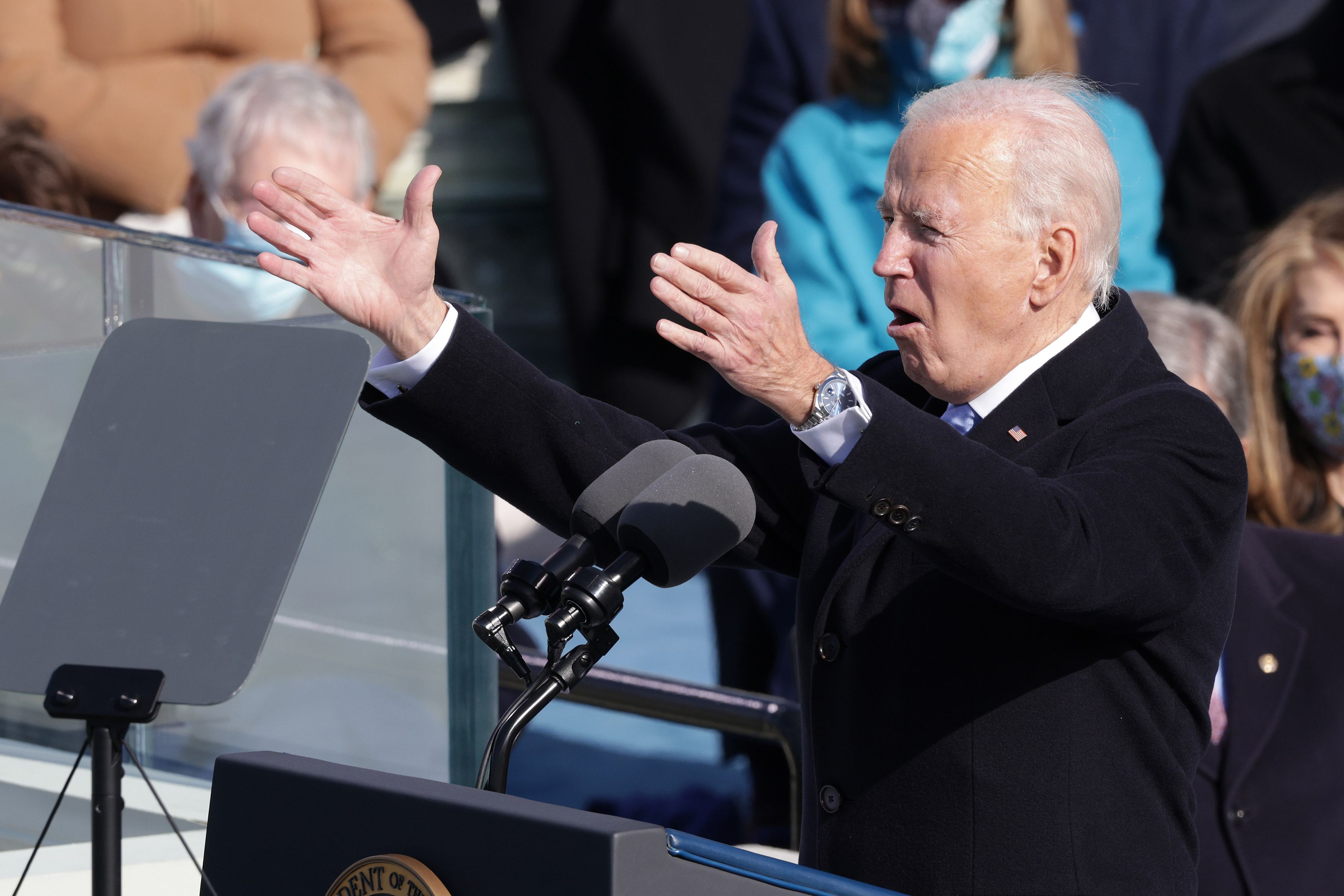 Joe Biden's Rolex, and the Farce of the 'Everyman' President
