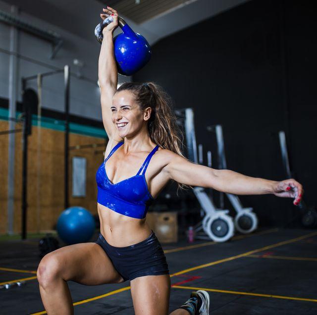 workout split