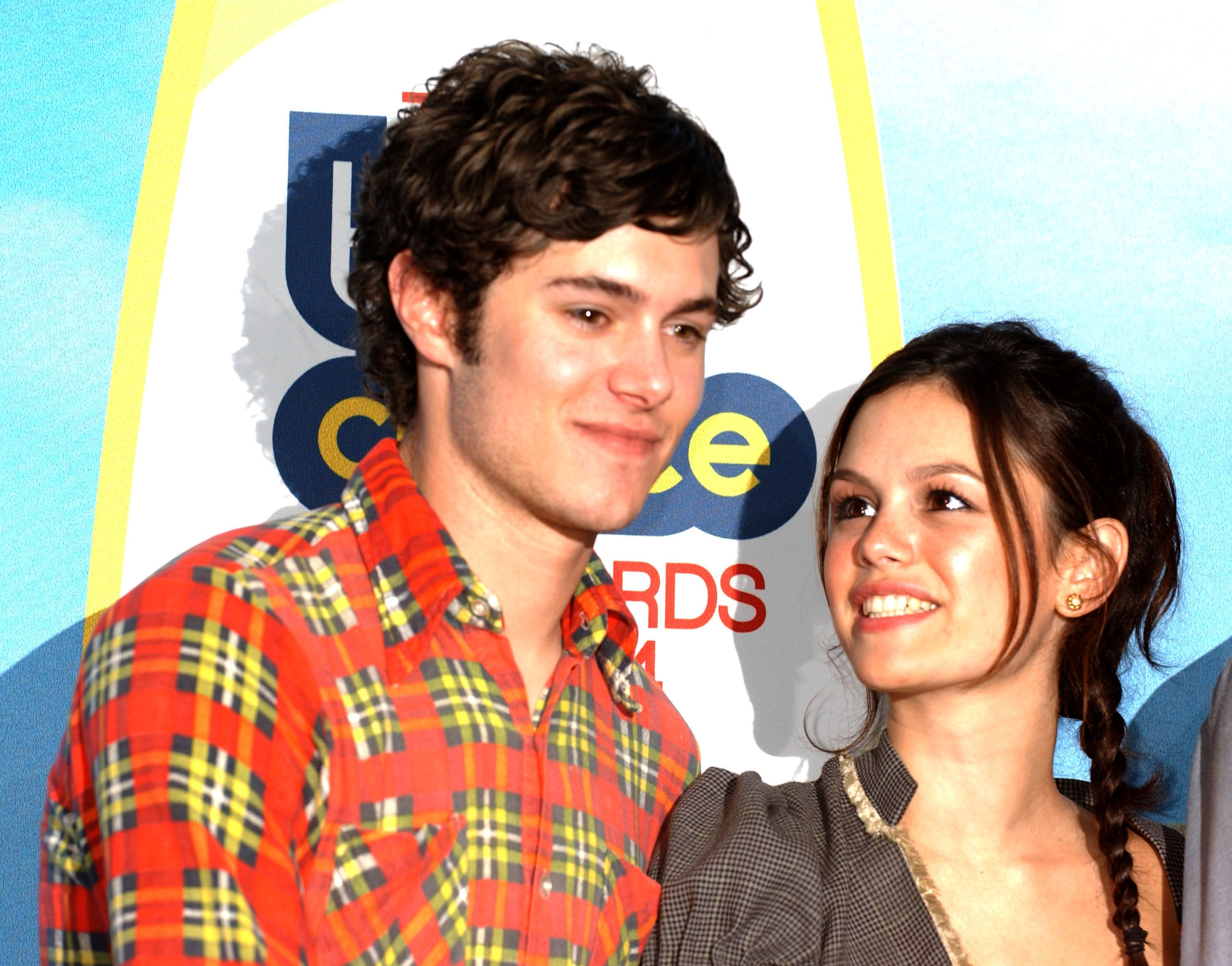 Rachel Bilson and Adam Brody Ran Into Each Other at the Airport