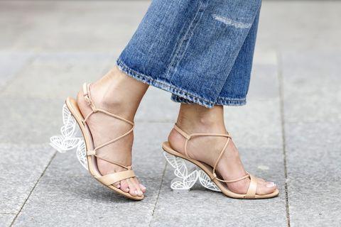 παπούτσια σφήνας