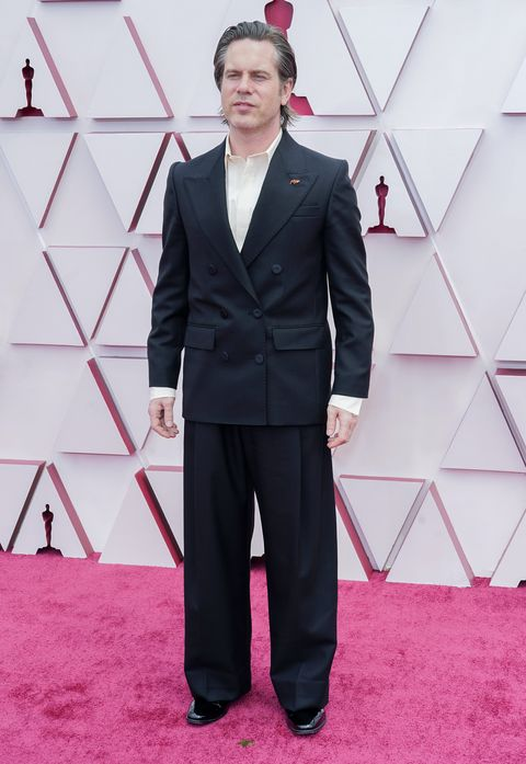 los angeles, california – april 25 mikkel e g nielsen attends the 93rd annual academy awards at union station on april 25, 2021 in los angeles, california photo by chris pizzelo poolgetty images