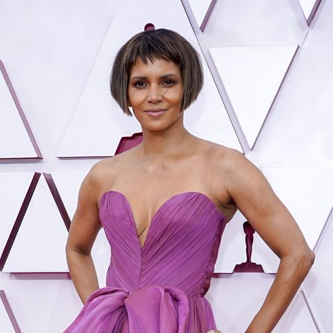 los angeles, california – april 25 halle berry attends the 93rd annual academy awards at union station on april 25, 2021 in los angeles, california photo by chris pizzello poolgetty images