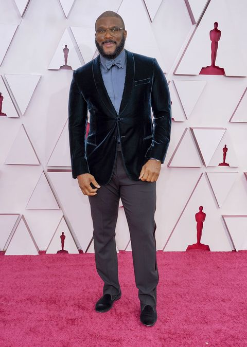 los angeles, california – april 25 tyler perry attends the 93rd annual academy awards at union station on april 25, 2021 in los angeles, california photo by chris pizzello poolgetty images