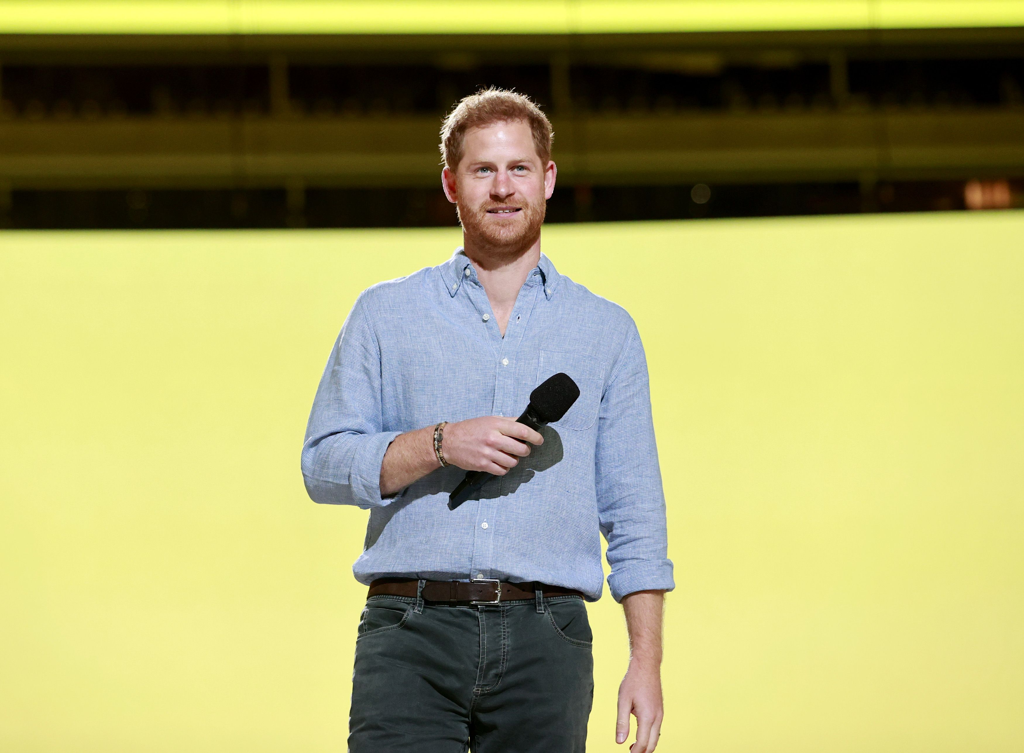 Some People Think Prince Harry Speaks With a Slight American Accent Now