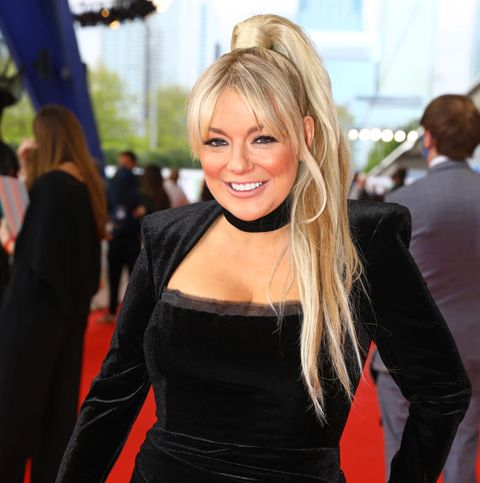 london, england   may 11 sheridan smith arrives at the brit awards 2021 at the o2 arena on may 11, 2021 in london, england photo by jmenternationaljmenternational for brit awardsgetty images
