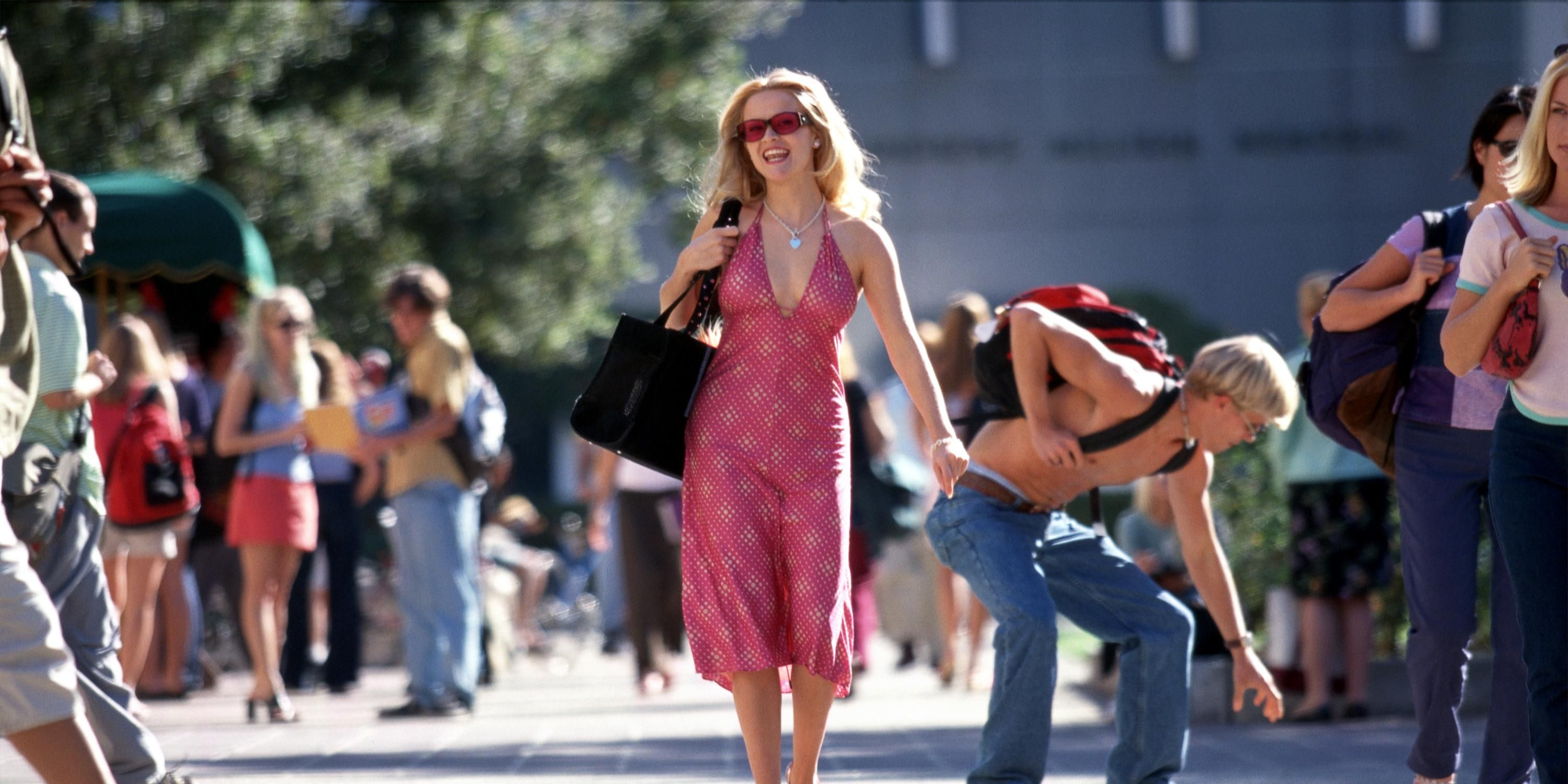 MGM 2001 Movie Previews- Reese Witherspoon in Legally Blonde