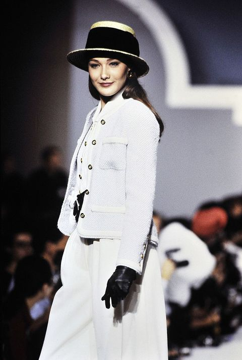 Carla Bruni Sarkozy S Greatest Style Moments