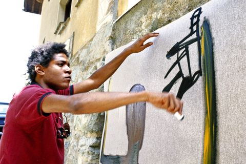 The Spectacular Talent and Artistry of Jean-Michel Basquiat